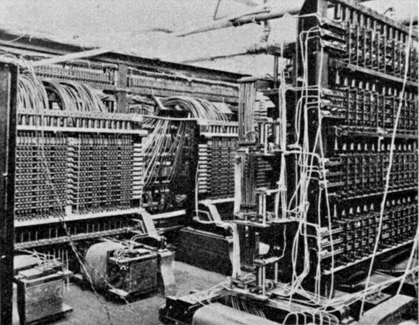 Geschiedenis elektronische muziek