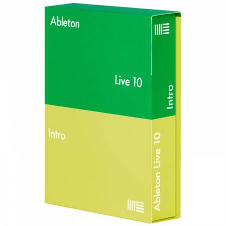 Ableton Live Intro kopen?