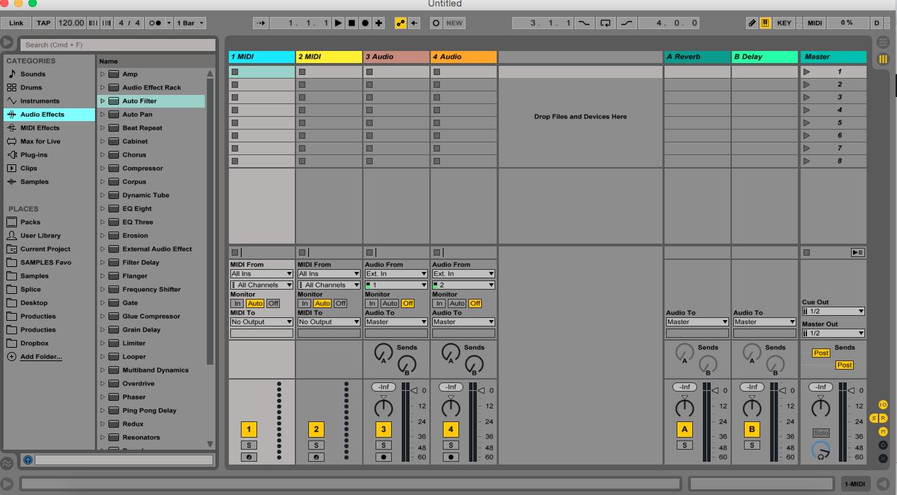 Je eigen muziek maken: Ableton Live